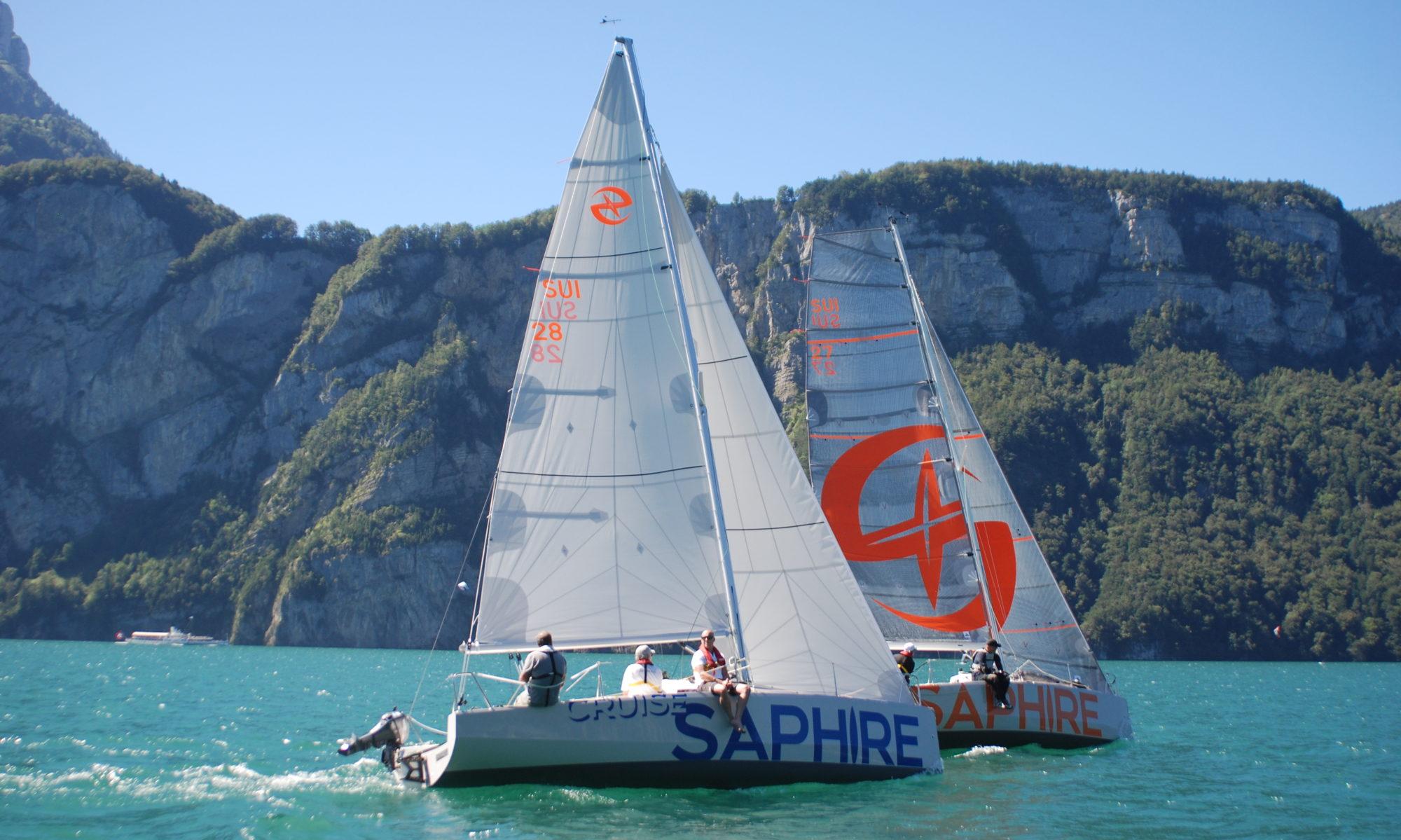 Saphire 27 Class Association - SCA